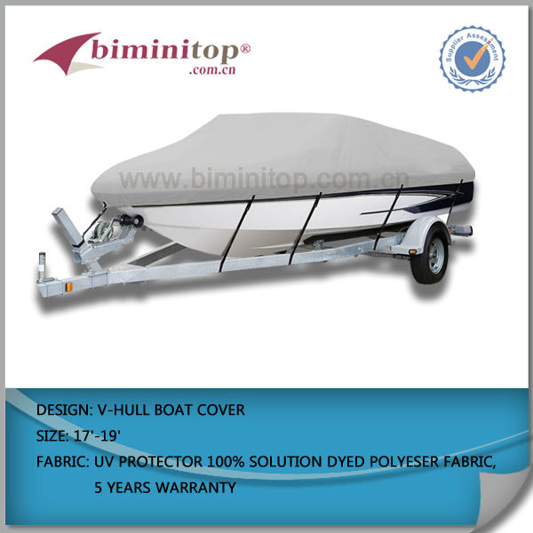 Ymaha snowmobile parts Boat Cover 600D pigment polyester