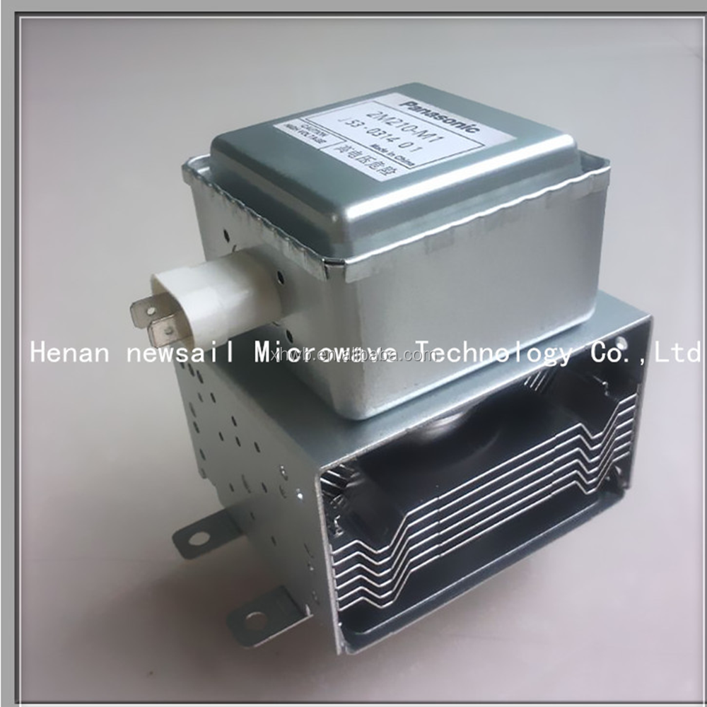 industrial spare parts for panasonic 2m210-m1 magnetron