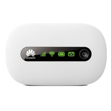 Original Unlock Low Price Pocket WiFi 3G Wireless Router with SIM Card Slot Huawei E5220