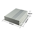 OEM Aluminum Extrusion Enclosure Electronics