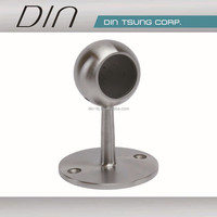 304 / 316 stainless steel handrail ball end post