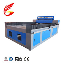 1325 100W laser engraving cutting machine laser cutting bed