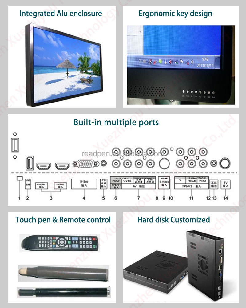 """<XZY>Multimedia Onderwijs Apparatuur Dual Touchscreen """" breedte = """" 750 """" hoogte = """" 937.5 """" style = """" marge: 0px auto; padding: 0px; verticale-align: midden; kleur: transparant; font-size: 0px; display: blok; breedte: 750px; hoogte: 937.5px; """" ori-breedte = """" 800 """" ori-hoogte = """" 1000 """" ></span></p><p style="""
