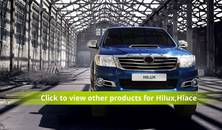 Direct factory price manufacturer Longer warranty differential for hiace hilux