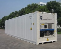 40'HC Reefer Container for transport