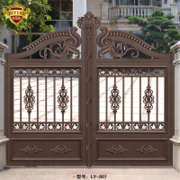 Popular Modern Design Home Wrought Iron