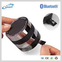 Factory OEM Bluetooth Speaker Portable Wireless Car Subwoofer