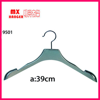 silvery plating hangers ,hotsell plating hangers,hangers plating