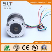 Adjust speed driving dc brushless gearbox motor