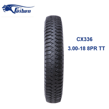 China Fat Motorcycle Tire Tricycle Manufacturer 3.00-18