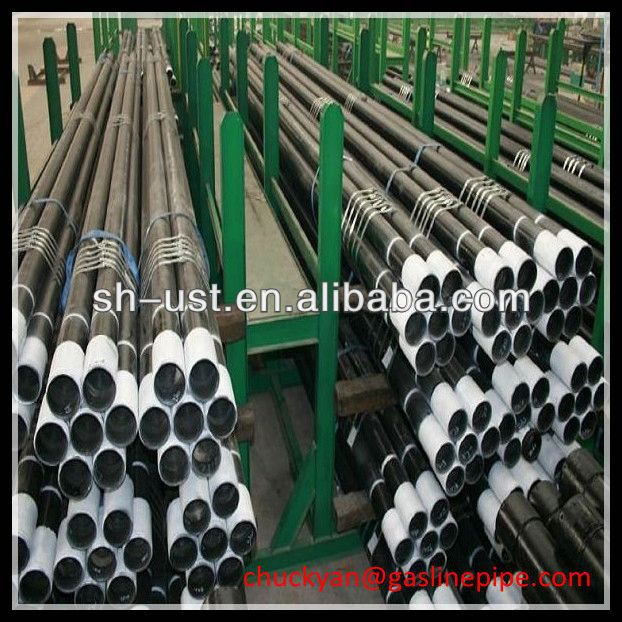 API 5CT Casing Pipe with Premium Connection VAM TOP/NEW VAM//Hydril CS