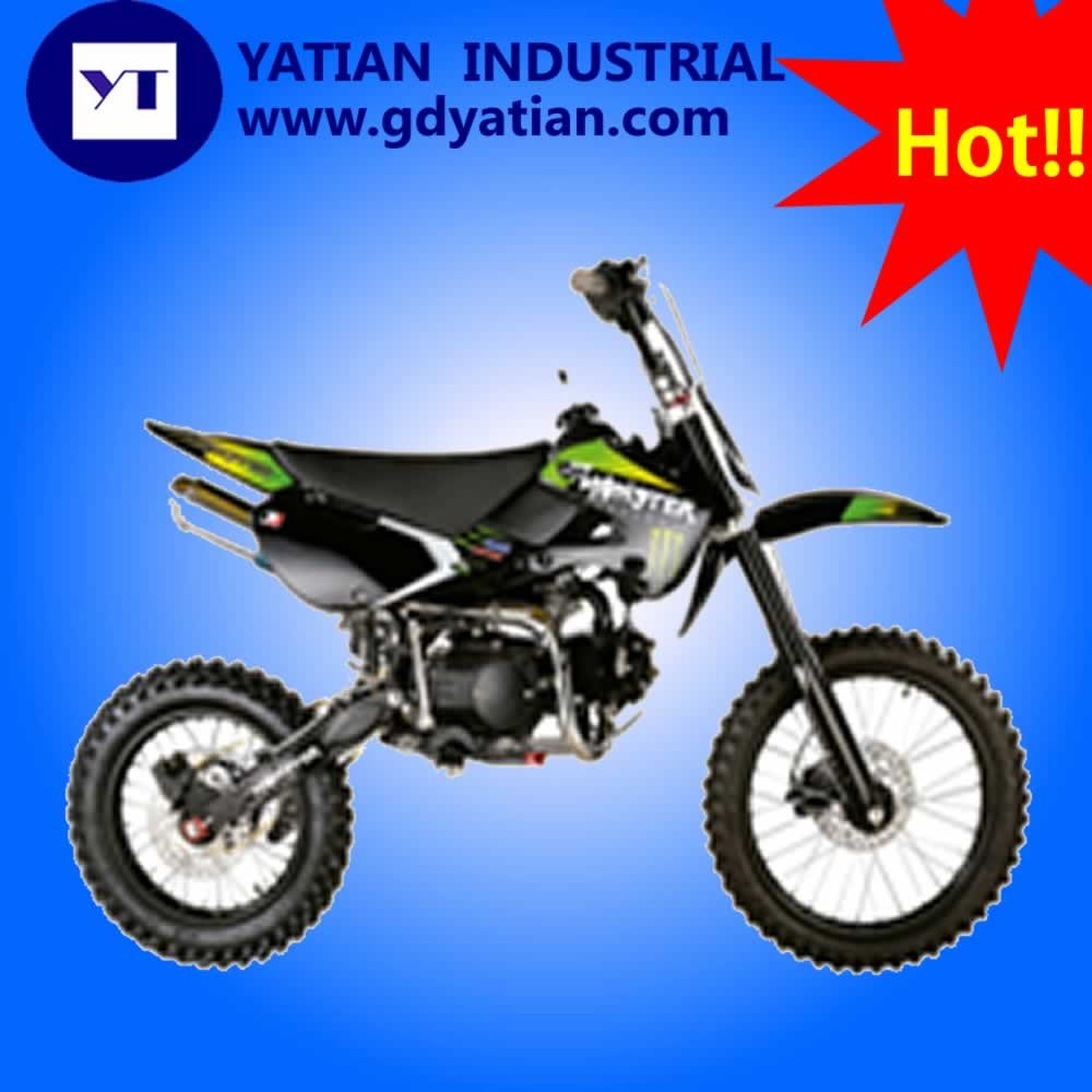 Chopper high quality super dirt bike 125CC mini motorcycle