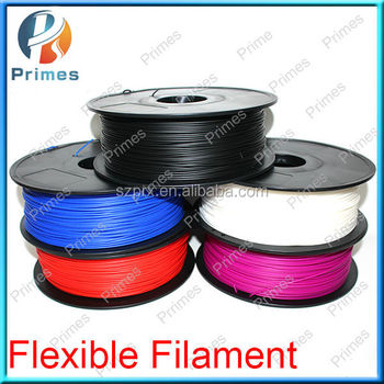 Primes New filament Flexible filament with 5 colors