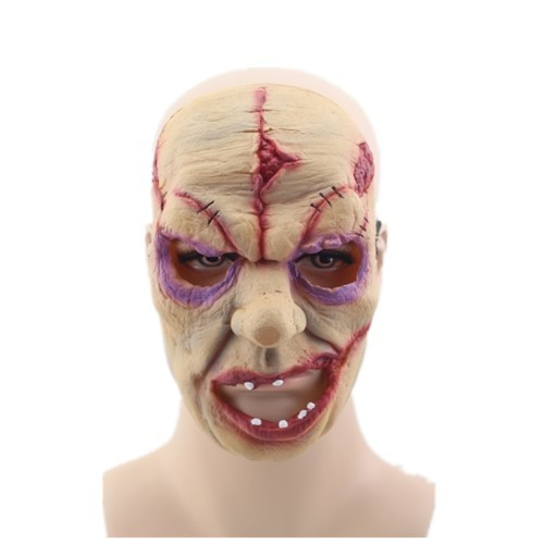 realistic female latex mask for crossdressing ugly halloween mask halloween