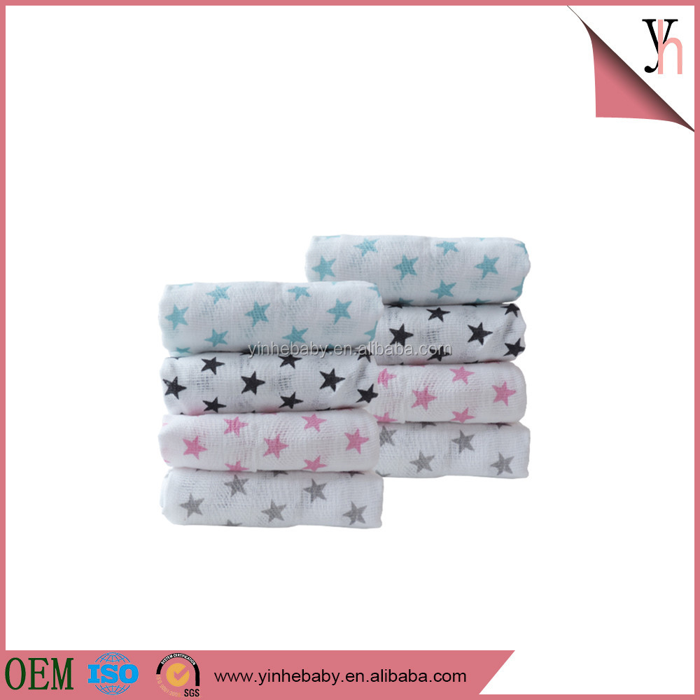 Baby Washable and Resuable Cotton Diapers/Nappy,Five Star Style
