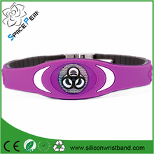 3000 Negative Ion Bracelet Pro Core Power Band strength magnetic balance Sleep Energy Golf Wristband
