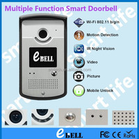 WIFI Doorbell Support Phone Watch