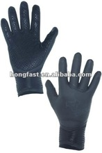 3mm SBR SCR CR neoprene gloves with nylon or stretch both sides