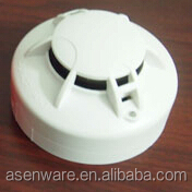 220V AC Smoke Detector With Battery