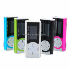 Promotion very cheap Mini MP3 music <strong>player</strong> 1.3 inch with LED light mp3 <strong>player</strong> clip mp3 <strong>players</strong> high quality