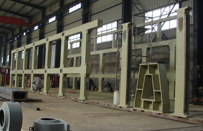 Kraft Paper Making Machine , Corrugated Paper Machine rack