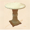 China high quality natural stone desk lifting column