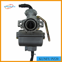 High quality PZ22 motorcycle carburetor for 70cc