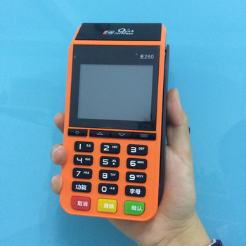 E280 All in one Contactless EMV POS Terminal
