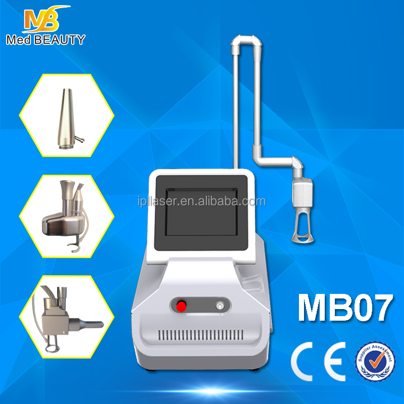 Medical Laser Fractional CO2 Beauty Salon Machine
