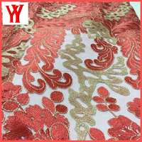 New arrival lace african french lace/beautiful lace for dressing