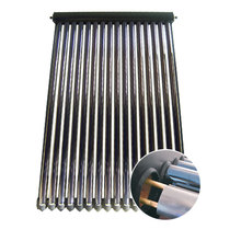 Modern design u pipe solar collector vacuum from BTE