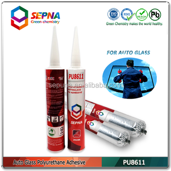 PU8611 Automobile Glass Replacement Fixing Glue