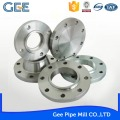GEE hot sales PN6 PN63 carbon steel pipe fititings slip on weld neck blind flange