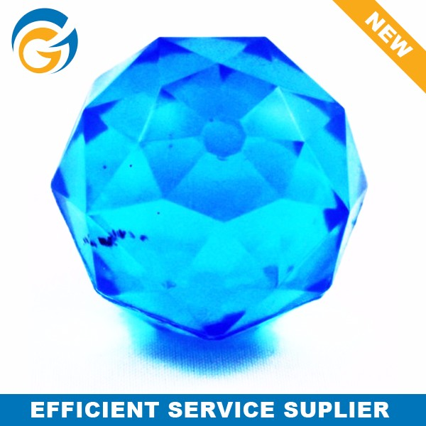 Wholesale Toys Color Crystal Bouncing Ball for Child