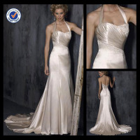 Em0041 Cheap wedding dresses under 100 used plus size wedding dresses long tails