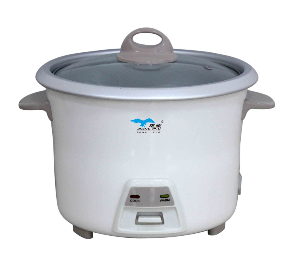 Drum electric rice cooker parts or final products 1.8L
