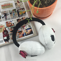2016 hot saling knitted ear muff super warm earmuff