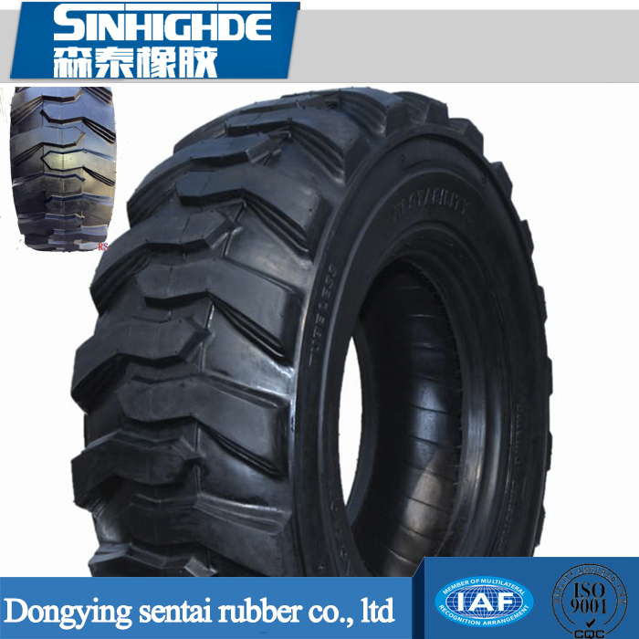new product skid steer tires with wheel 10-16.5 tyre