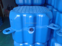marine plastic buoy float docks