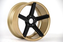 CV3 alloy wheels