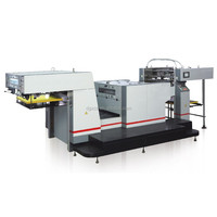 ZDY-1020A AUTOMATIC EMBOSSING MACHINE FOR CARDBOARD AND PAPER AND NUMBER PLATE