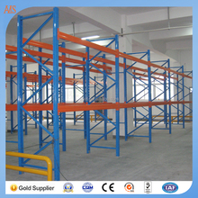 Pallet and Plastic Box Storage Rack , Pallet Racking System