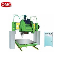 OMC-LMJ1200 Multi Blade Gantry Electric Stone Saw Block Cutter