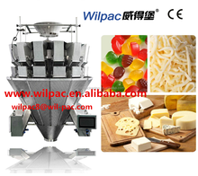 Auto high efficiency cheese weigher from Wilpac