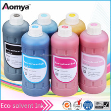 Eco Solvent Ink for Epson DX4 DX5 DX6 DX7 Printhead Eco-solvent Ink for Wide Format Printer