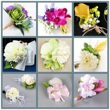 wholesale Handmade Men's Suits Flower Brooches ,men wedding brooches