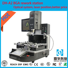 DH-A2 mobile soldering aoyue 852a smd rework station