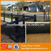 Black chain link fence 50x50,60x60mm
