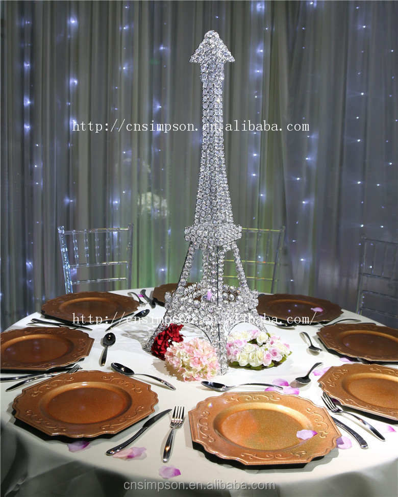 Eiffel Tower Table Decor, Eiffel Tower Table Decor Suppliers and ...
