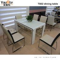 furniture hobby lobby teak wood dining table sets T802